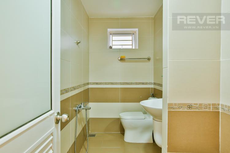Toilet 1 Cho thuê biệt thự khu Thảo Điền 2 tầng, 4PN, đầy đủ nội thất