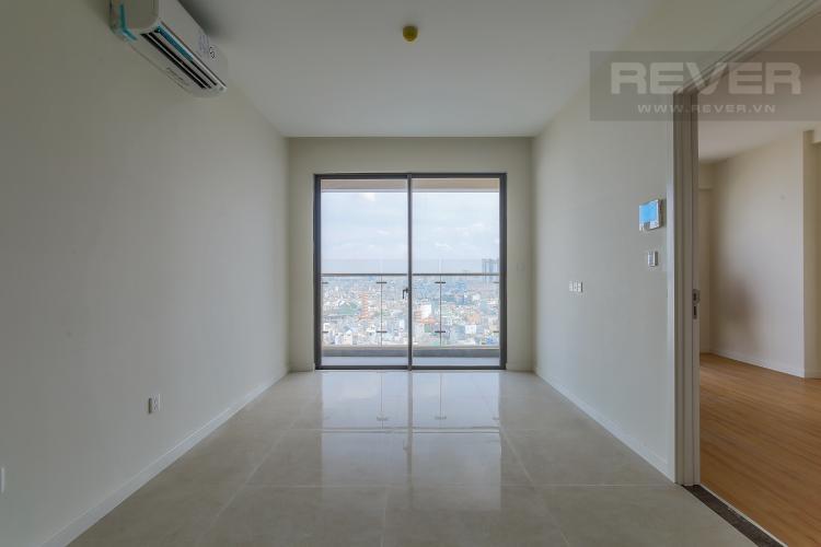 Phòng Khách Bán căn hộ Masteri Millennium tầng cao, 2PN, vị trí đắc địa, tiện ích đa dạng