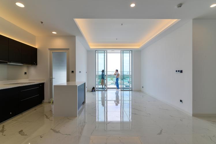 Cho thuê căn hộ Sari Town Sala Đại Quang Minh 3PN, tầng thấp, nội thất cơ bản, hướng Đông Nam đón gió