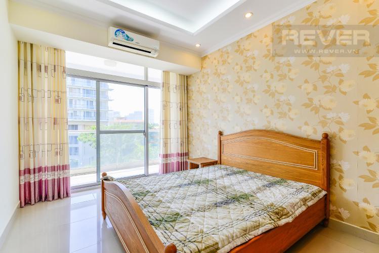 Phòng Ngủ 2 Căn hộ Garden Court I 3 phòng ngủ tầng thấp đầy đủ nội thất