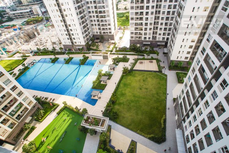 View Cho thuê căn hộ Sunrise Riverside 2PN, diện tích 70m2, đầy đủ nội thất, view hồ bơi