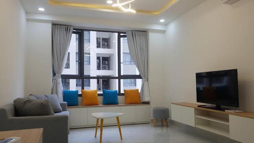 Cho thuê căn hộ The Gold View 2 phòng ngủ, tháp A, diện tích 70m2, đầy đủ nội thất
