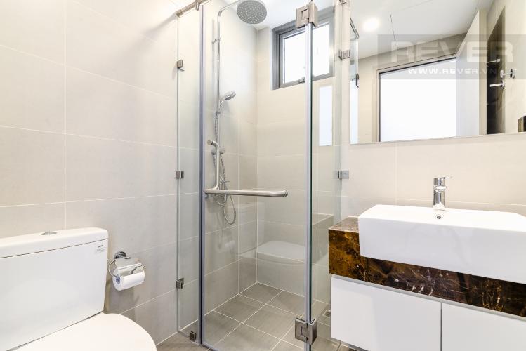 Phòng Tắm 2 Căn hộ The Gold View 2 phòng ngủ tầng thấp tháp B đầy đủ nội thất