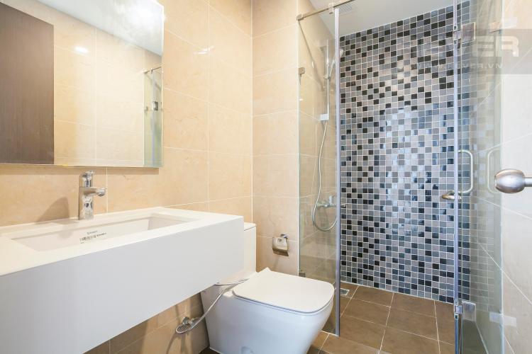 Phòng Tắm Căn hộ The Tresor 2 phòng ngủ tầng trung view hồ bơi nội khu