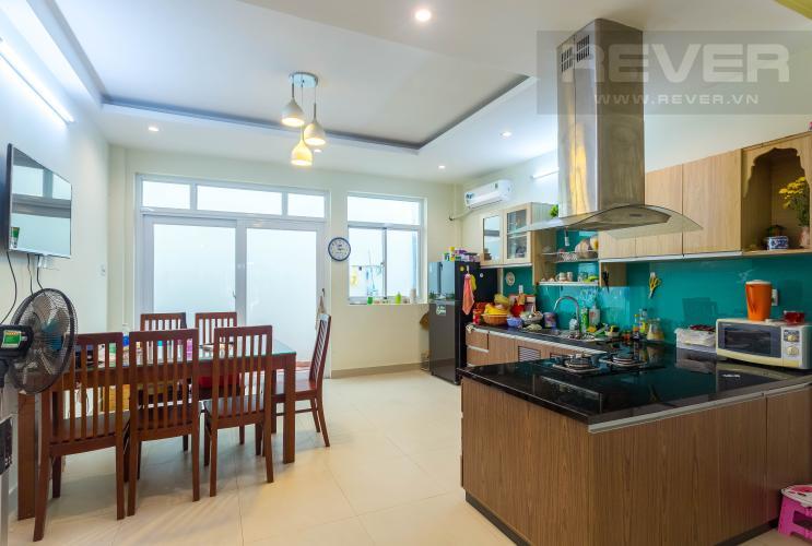 Khu Vực Bếp Cho thuê nhà phố An Phú, Quận 2 3PN đầy đủ nội thất