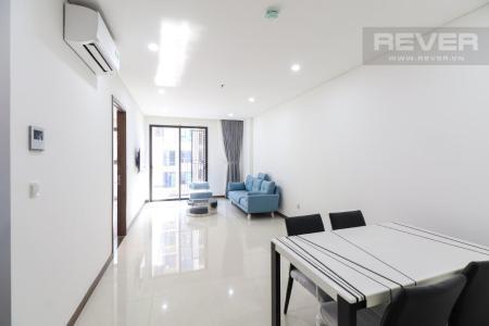 Cho thuê căn hộ Hado Centrosa Garden 2PN, diện tích 86m2, đầy đủ nội thất, view nội khu