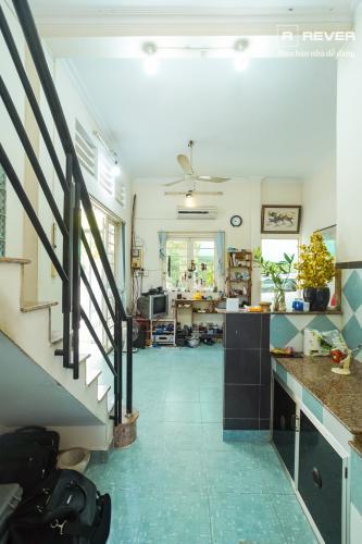 Phòng bếp nhà phố Quận 7 Bán nhà hẻm Trần Xuân Soạn, Quận 7, sổ đỏ, hướng Đông Nam, cách cầu Kênh Tẻ 1km