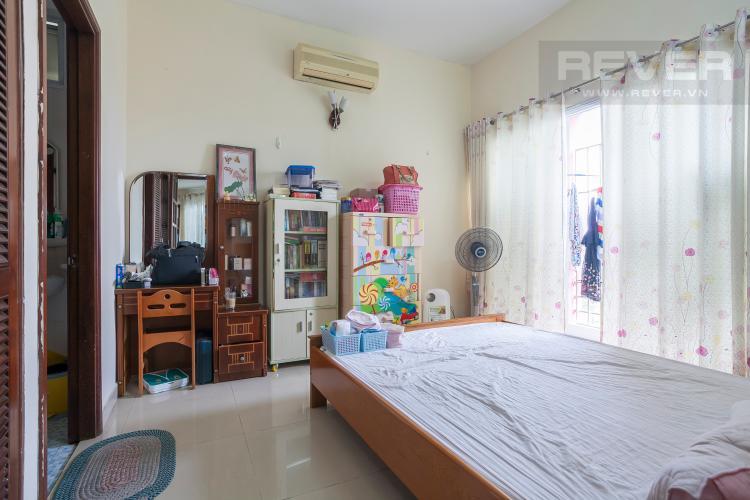 Phòng Ngủ 2 Căn hộ 2 phòng ngủ chung cư Lương Định Của đầy đủ nội thất