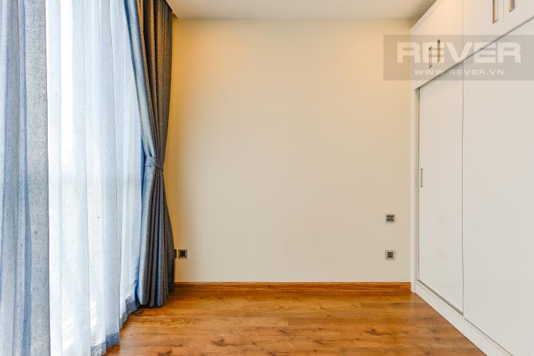 phòng ngủ 2 Căn hộ Vinhomes Central Park tầng cao Park 6 nội thất đầy đủ