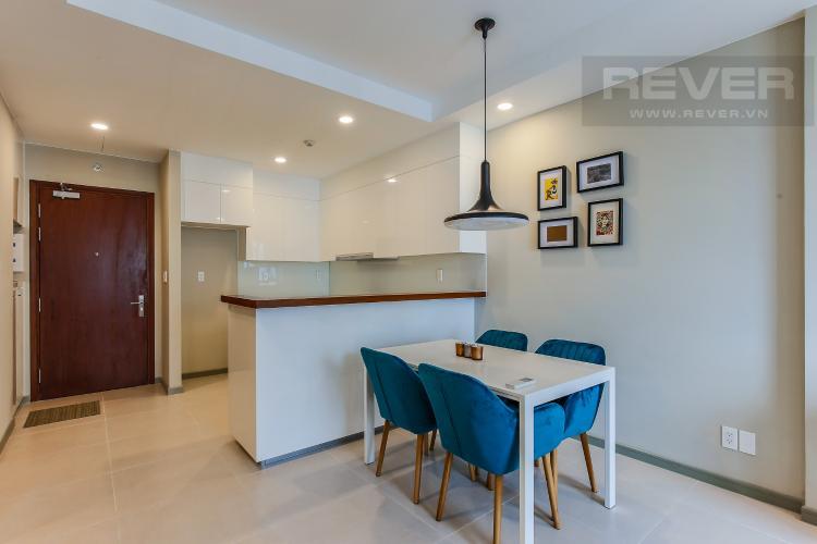 Phòng Bếp Căn hộ The Gold View, tầng cao, 2 phòng ngủ, hướng nhà Đông Bắc, đầy đủ nội thất