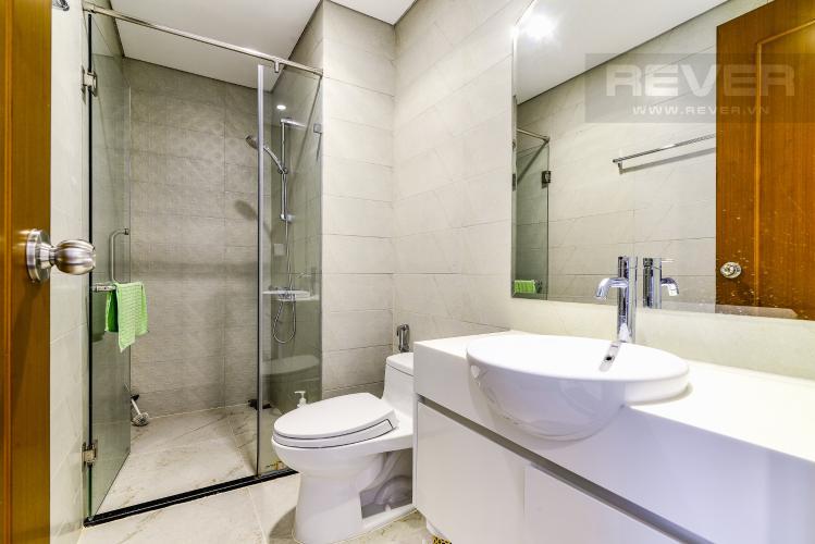 Phòng Tắm Căn hộ Vinhomes Central Park 1 phòng ngủ tầng cao L3 hướng Đông Bắc