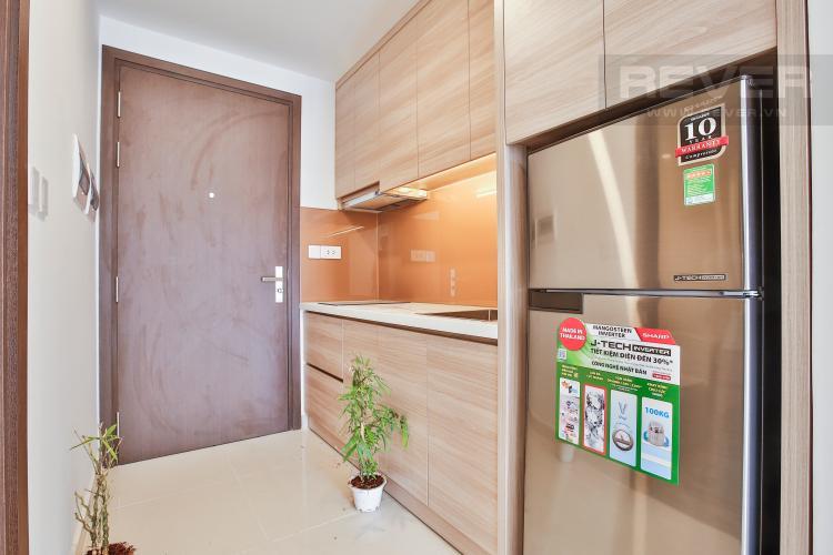 Bếp Officetel The Tresor 1 phòng ngủ tầng thấp TS1 view nội khu