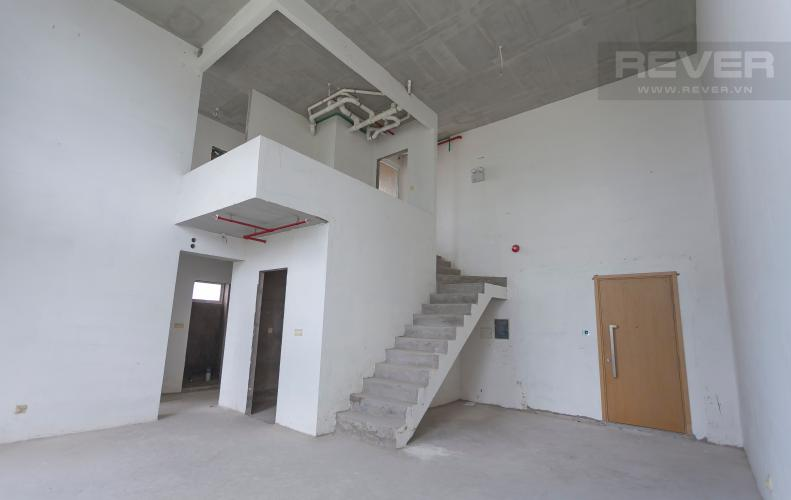 Tổng Quan Duplex Vista Verde 2 phòng ngủ, tầng thấp, tháp T1, view hồ bơi
