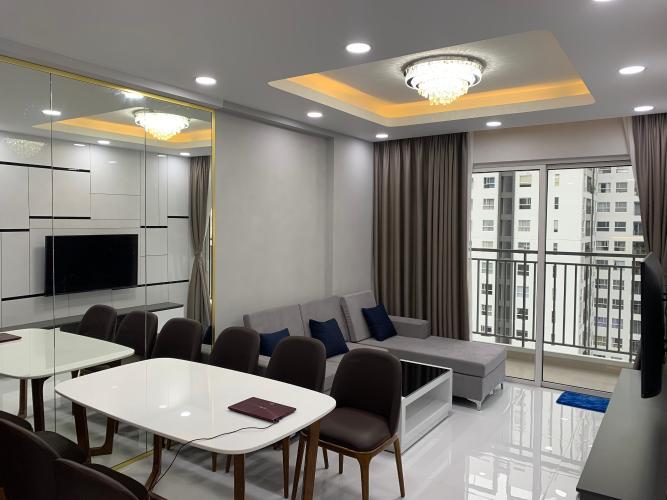 Cho thuê căn hộ Sunrise Riverside 3PN, diện tích 83.42m2, đầy đủ nội thất hiện đại
