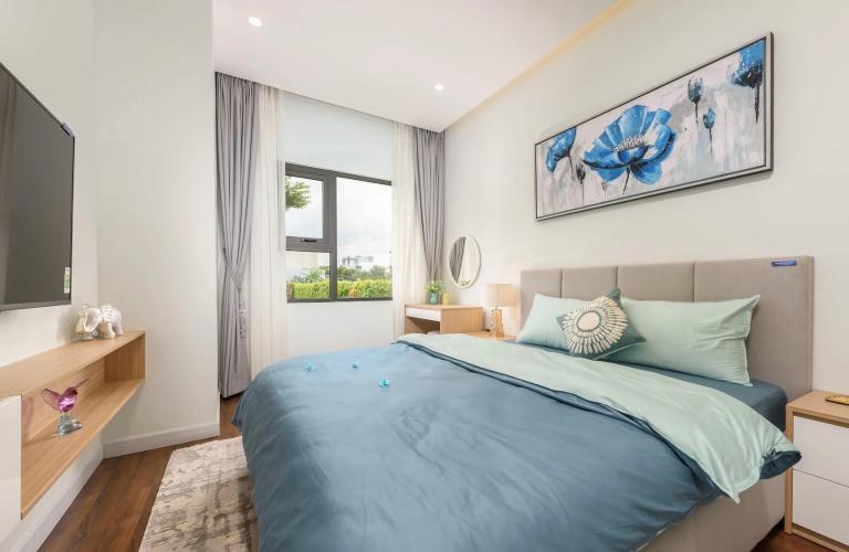 Phòng ngủ Lovera Vista, Bình Chánh Căn hộ Lovera Vista tầng trung, nội thất cơ bản, tiện ích cao cấp.