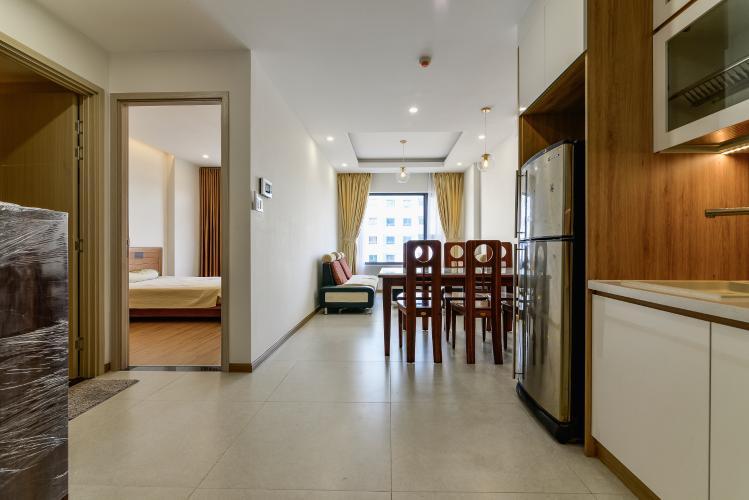 Cho thuê căn hộ New City Thủ Thiêm hướng Đông Bắc, gồm 1PN 1WC, view sông