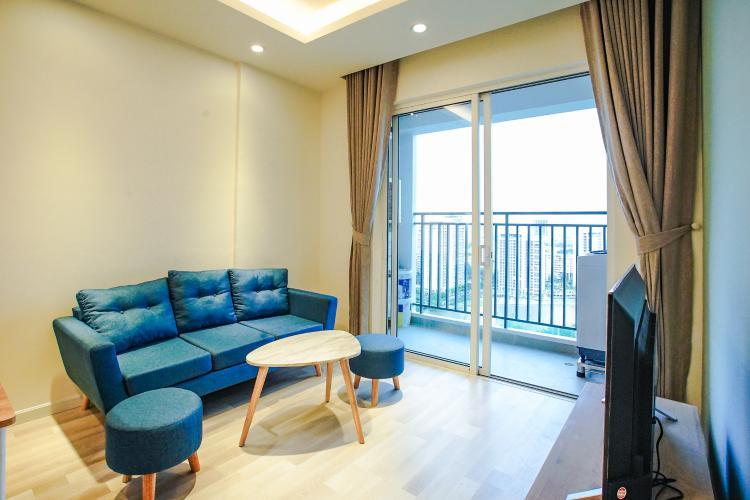 Cho thuê căn hộ Sunrise Riverside đầy đủ nội thất, rộng 70m2 2PN 2WC, view sông