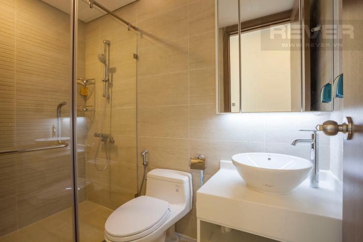 Phòng tắm 1 Căn hộ Vinhomes Central Park tầng cao hướng Tây Nam Park 6