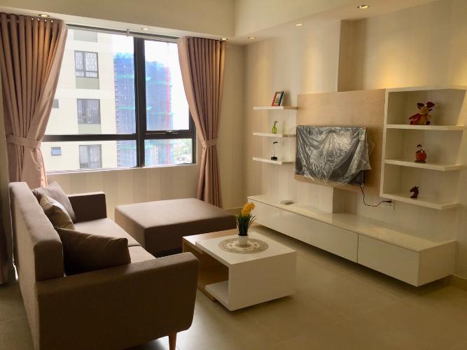 Phòng khách , Căn hộ Masteri Thảo Điền , Quận 2 Căn hộ Masteri Thảo Điền nội thất đầy đủ sang trọng, tầng 19