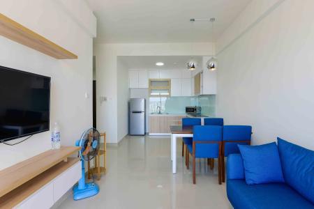 Cho thuê căn hộ The Sun Avenue tầng cao, 2 phòng ngủ, đầy đủ nội thất