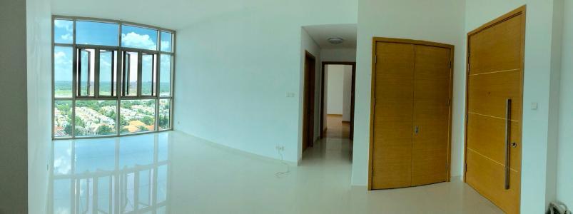 Bán căn hộ The Vista An Phú 2PN, tháp T5, diện tích 101m2, nội thất cơ bản, view sông thoáng mát