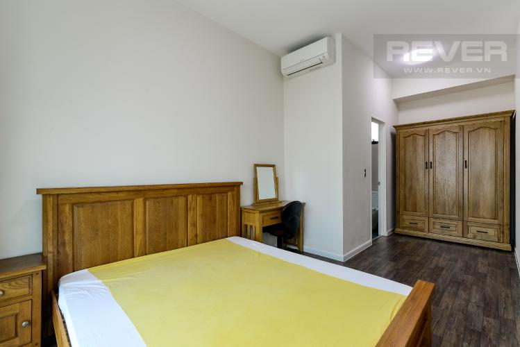 Phòng Ngủ 1 Cho thuê căn hộ The Ascent 2PN, tầng thấp, đầy đủ nội thất, view hồ bơi và Landmark 81