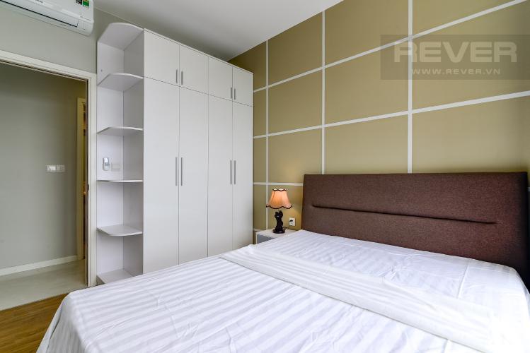 Phòng Ngủ 1 Cho thuê căn hộ Masteri An Phú, tầng trung, đầy đủ nội thất, view sông thoáng mát