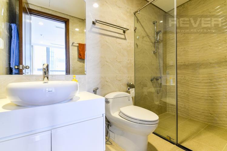 Phòng Tắm 2 Căn hộ Vinhomes Central Park 2 phòng ngủ tầng cao L2 view sông