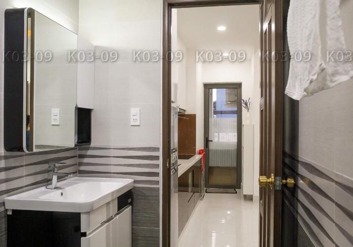 Phòng tắm Kingston Residence, Phú Nhuận Căn hộ Officetel Kingston Residence đầy đủ nội thất tiện nghi.