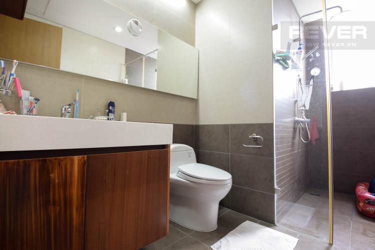 Toilet 2 Căn hộ Thảo Điền Pearl tầng thấp, tháp 1, 2 phòng ngủ, full nội thất