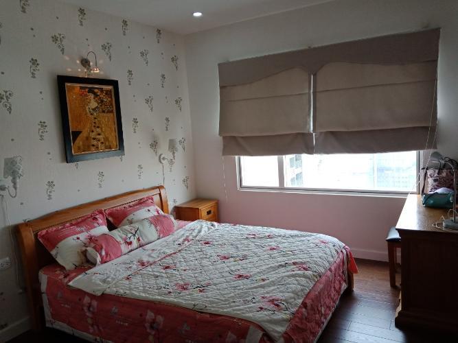 phòng ngủ Căn hộ Sunrise City quận 7 Căn hộ Sunrise City tầng 22 ban công hướng Bắc, nội thất đầy đủ
