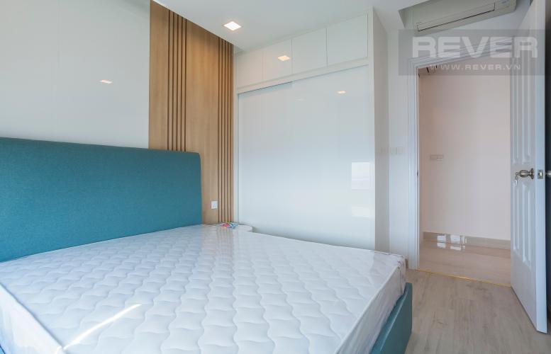 Phòng Ngủ Căn hộ Vista Verde 1 phòng ngủ tầng cao T2 nội thất đầy đủ