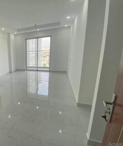 Căn hộ Conic Riverside tầng 12 nội thất cơ bản, view nội khu.