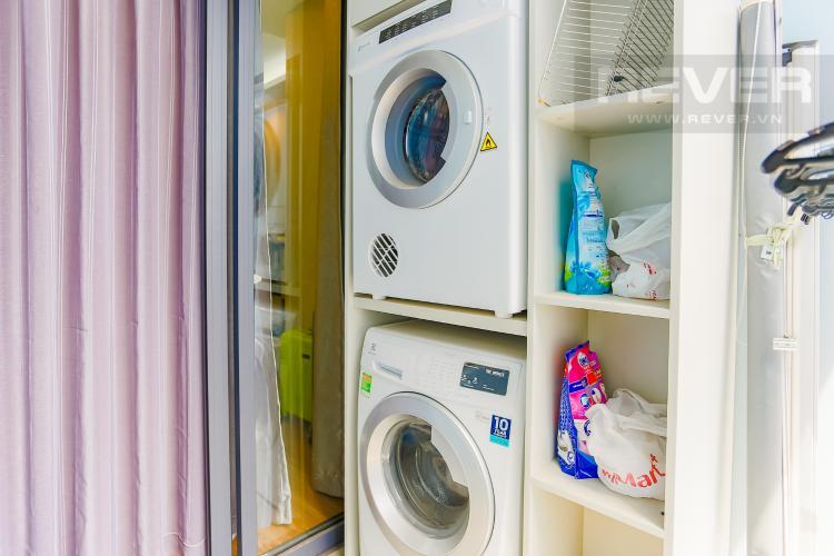 Phòng Giặt Căn hộ M-One Nam Sài Gòn 2 phòng ngủ tầng cao T2 hướng Tây Nam