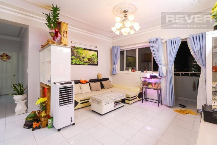 Bán căn hộ chung cư Lê Thành 3 phòng ngủ, diện tích 121m2, có ban công thông thoáng