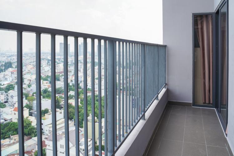 Ban Công Bán căn hộ duplex La Astoria 3PN, tháp 1, diện tích 140m2, đầy đủ nội thất, view Quận 2 rộng lớn