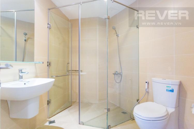 Phòng Tắm 1 Cho thuê căn duplex Masteri Thảo Điền 2PN, view hồ bơi, đầy đủ nội thất