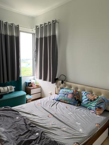Phòng ngủ căn hộ Hausneo, Quận 9 Căn hộ Hausneo bàn giao đầy đủ nội thất, ban công hướng Tây Bắc.