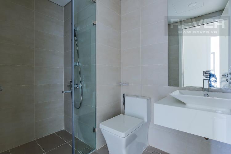 Phòng tắm Căn hộ Masteri Millennium tầng cao, tháp B, 1 phòng ngủ, view sông