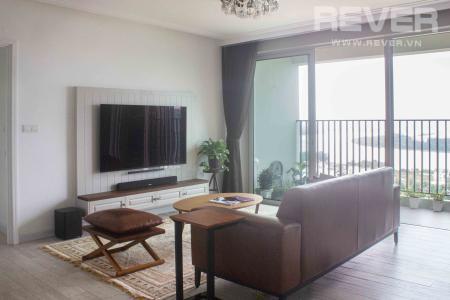 Bán căn hộ Vista Verde 3 phòng ngủ, đầy đủ nội thất, view trực diện sông Sài Gòn