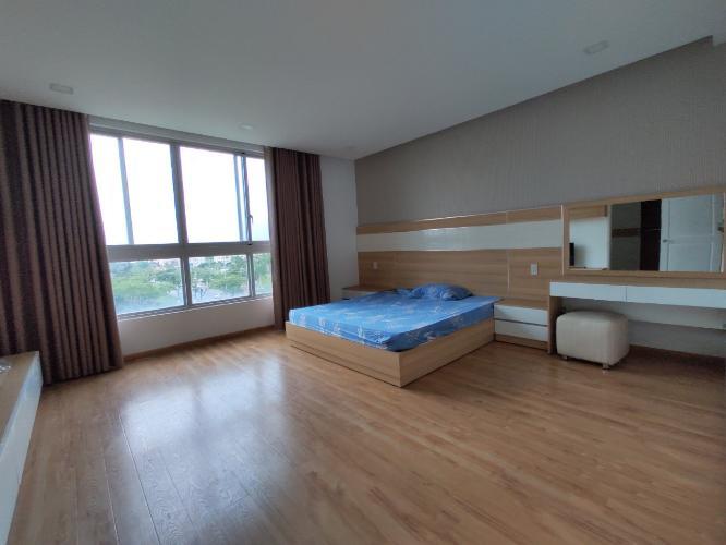 phòng ngủ duplex STAR HILL PHÚ MỸ HƯNG Bán duplex Star Hill Phú Mỹ Hưng 3PN, tầng 4 block A, đầy đủ nội thất, sổ hồng