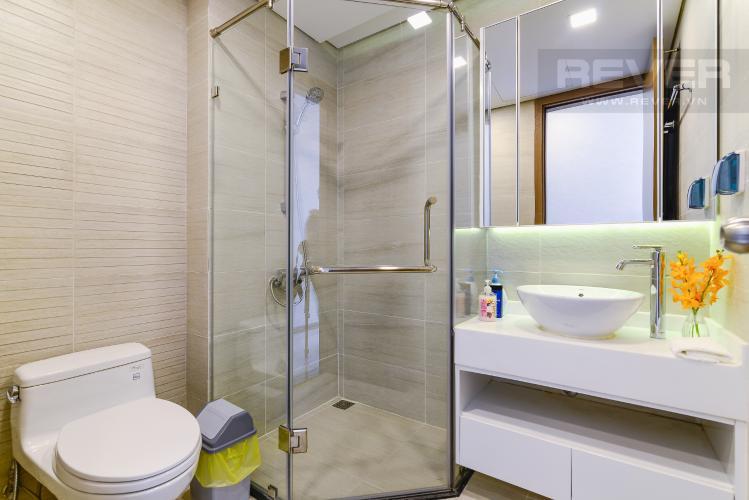 Phòng Tắm 1 Căn hộ Vinhomes Central Park 4PN, tầng thấp, đầy đủ nội thất
