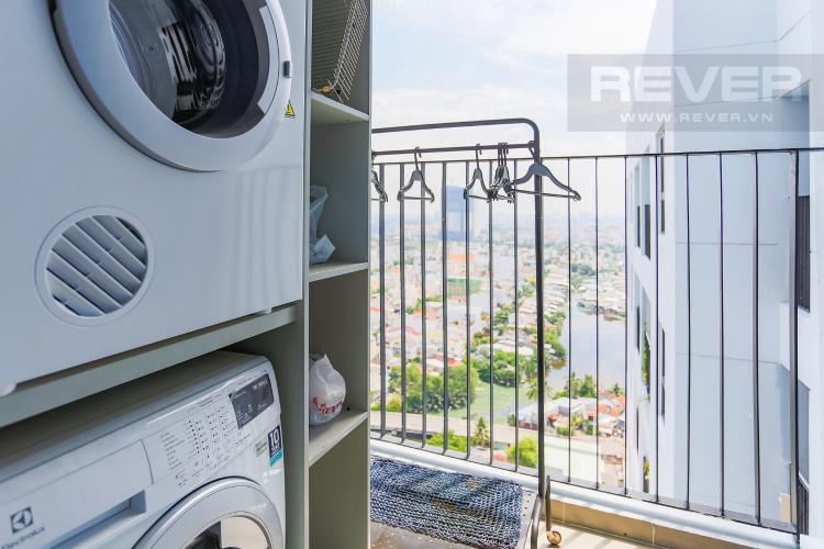 Lô Gia Căn hộ M-One Nam Sài Gòn 2 phòng ngủ tầng cao T2 hướng Tây Nam
