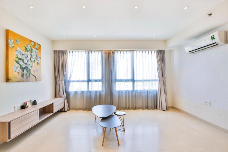Phòng Khách Căn hộ Masteri Thảo Điền 3 phòng ngủ tầng trung T1 hướng Tây Nam