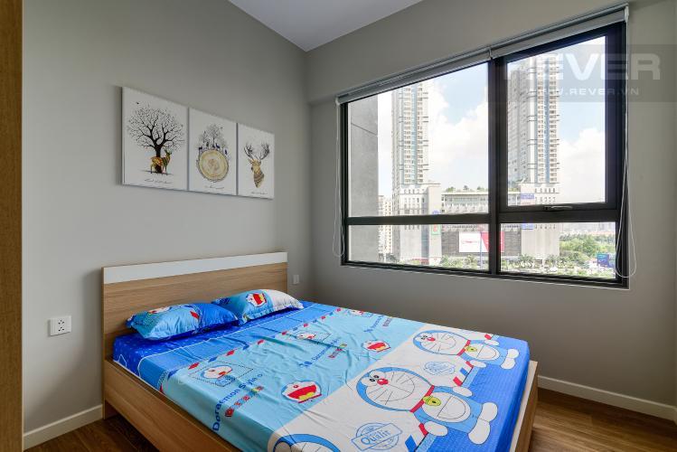 Phòng Ngủ 2 Cho thuê căn hộ Masteri An Phú 2PN, tầng thấp, tháp B, view Xa lộ Hà Nội