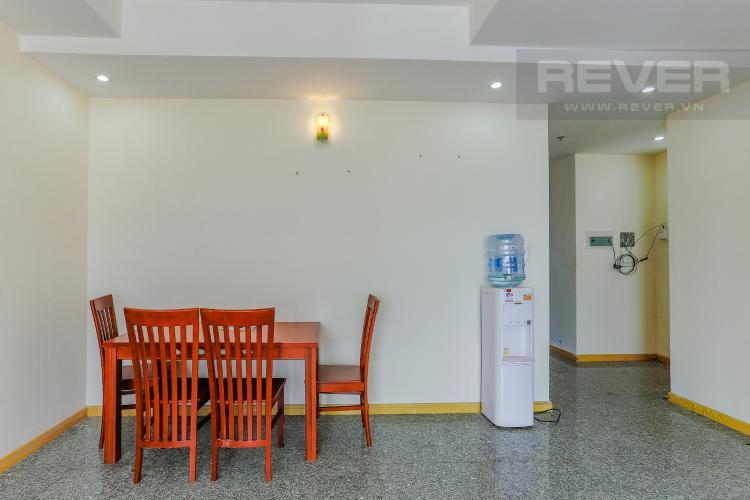 Phòng Ăn Và Lobby Căn hộ Dragon Hill Residence and Suites tầng cao, tháp B, 2 phòng ngủ, full nội thất