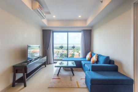 Bán căn hộ Masteri Thảo Điền tầng trung, 2PN, đầy đủ nội thất