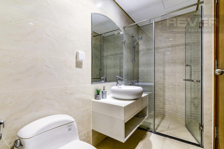Phòng Tắm 2 Căn hộ Vinhomes Central Park tầng cao, tháp Landmark 3, 3 phòng ngủ, full nội thất