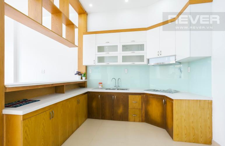 Khu Vực Bếp Nhà phố hẻm xe hơi đường Nguyễn Văn Giáp Quận 2