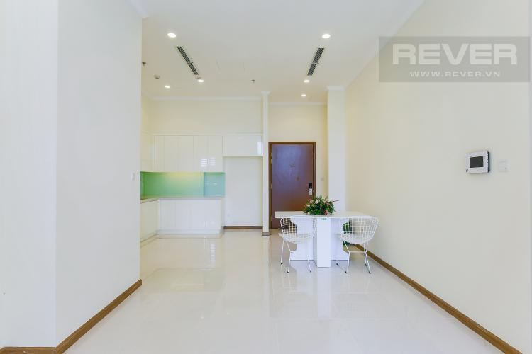 Phòng Bếp Officetel 2 phòng ngủ Vinhomes Central Park tầng 1 Landmark 3